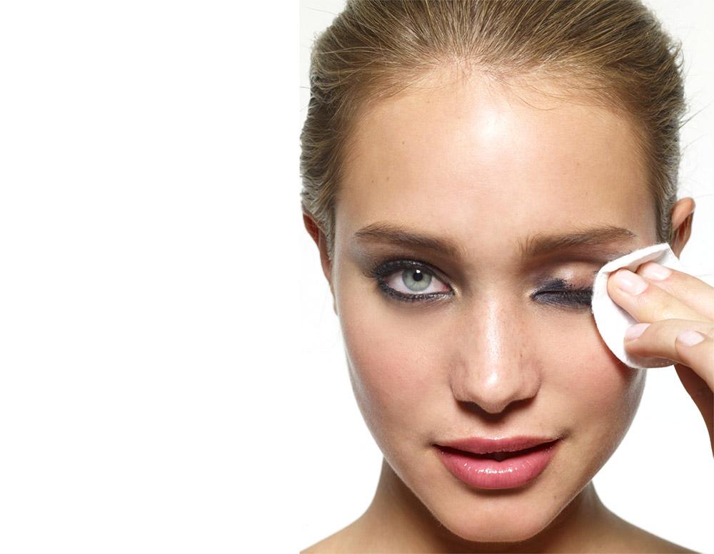 eliminar maquillaje correctamente