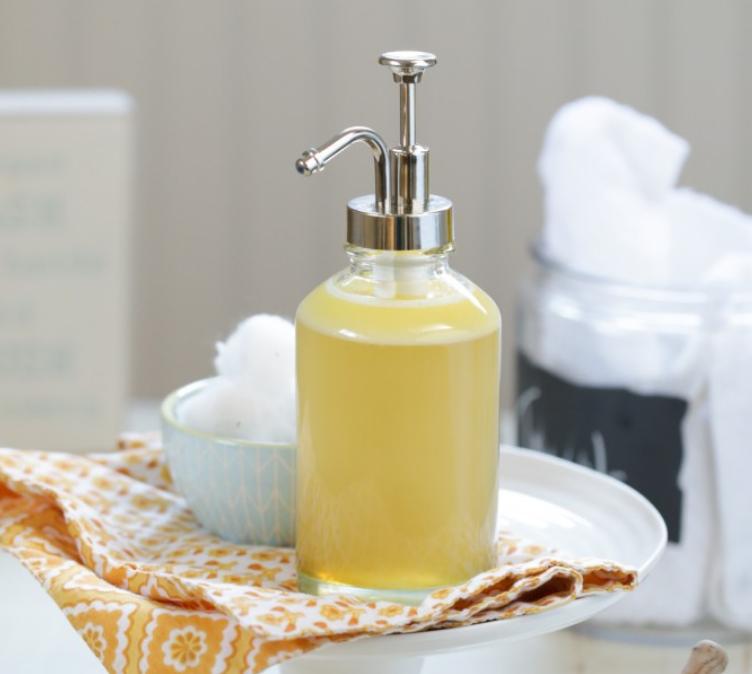 limpiador facial casero