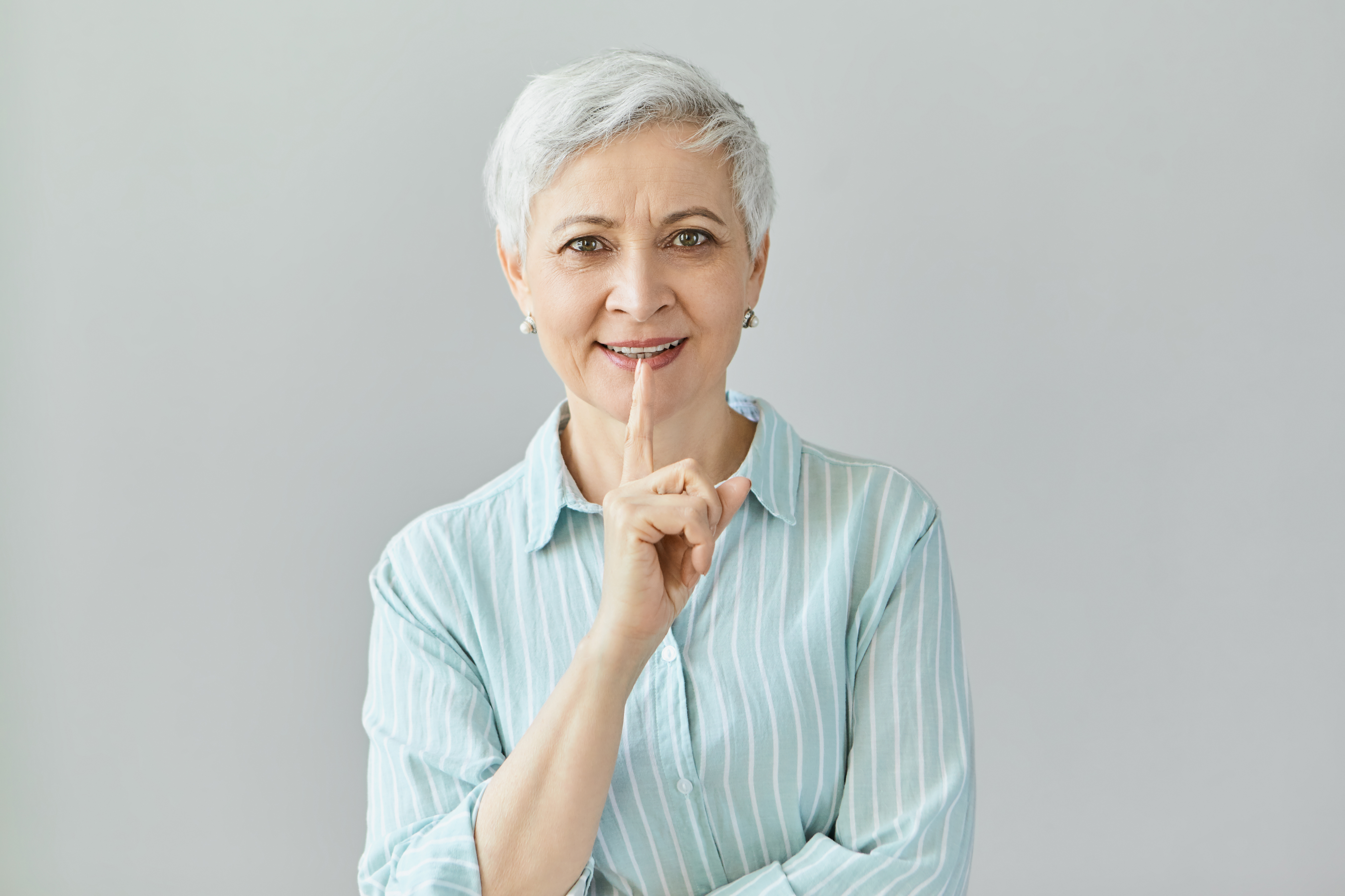 La mejor rutina de cuidado de la piel a los 60 años