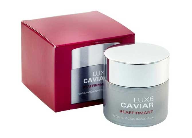 luxe caviar mercadona crema antiarrugas