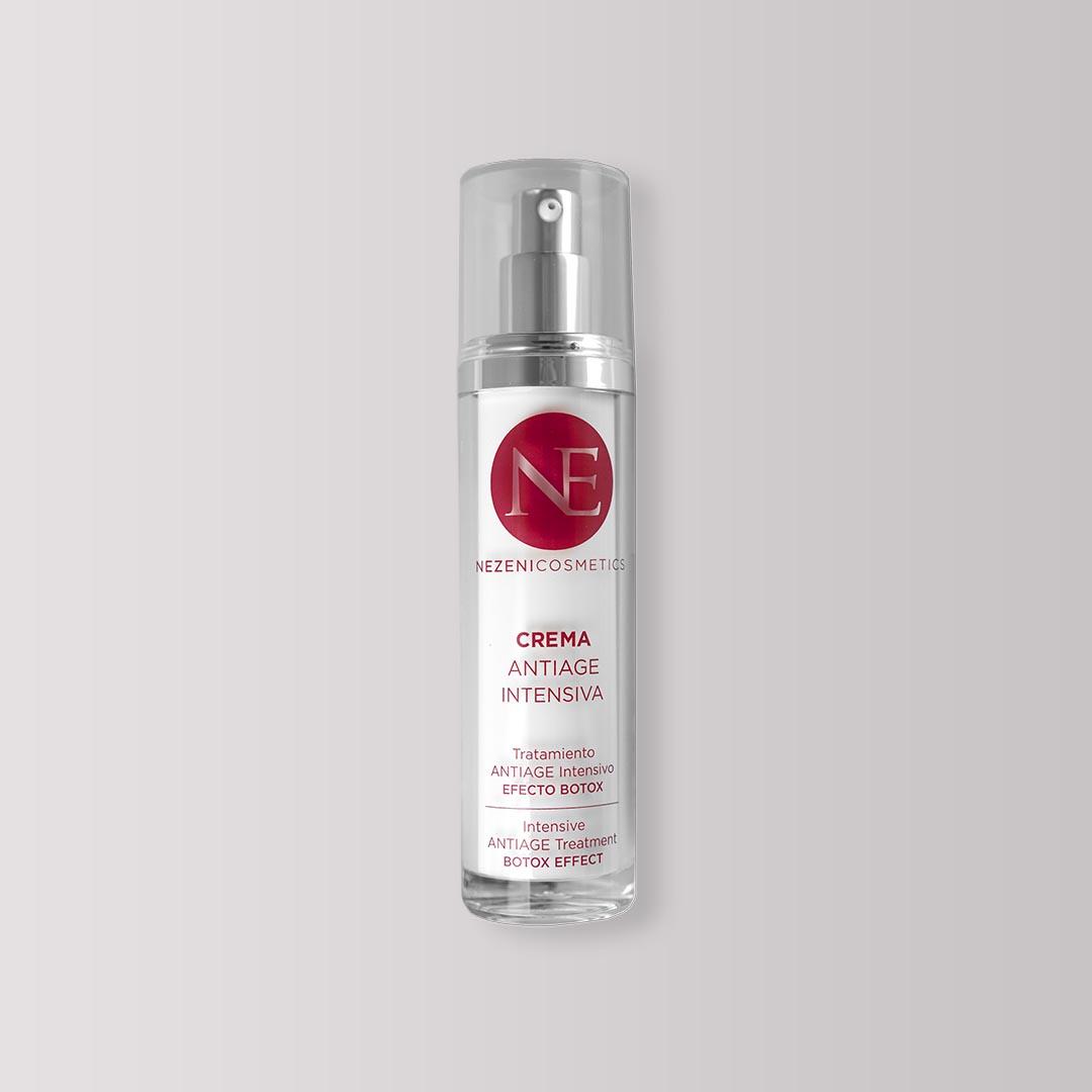 crema antiarrugas nezeni cosmetics