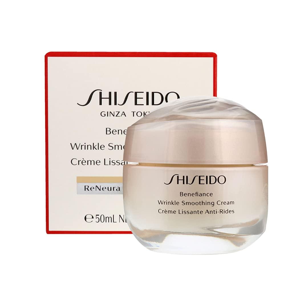 crema antiedad de shiseido