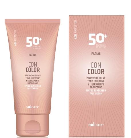 protección solar facial color mercadona